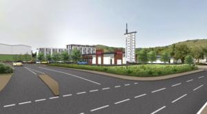New Development in Folkestone