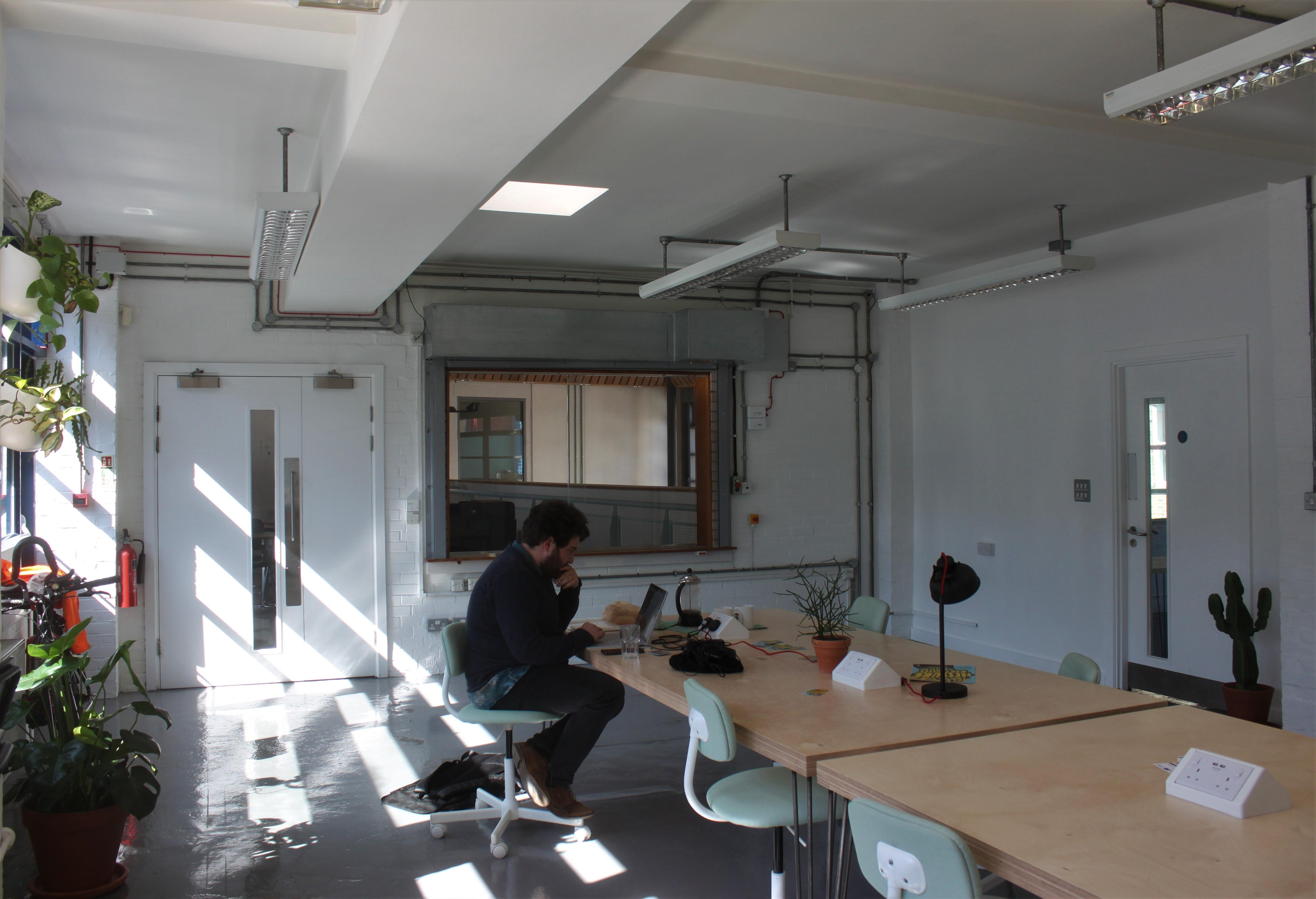 New Co Working Space In Folkestone Folkestone Works