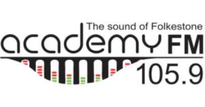 The sound of Folkestone Academy FM 105.9