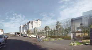 Hythe Imperial Hotel expansion