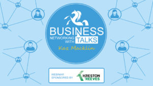 Business Talks with Kaz Macklin