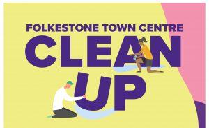 Folkestone Town Centre Clean Up
